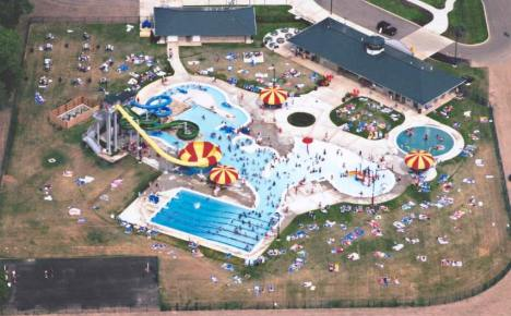 Splash Zone Aerial