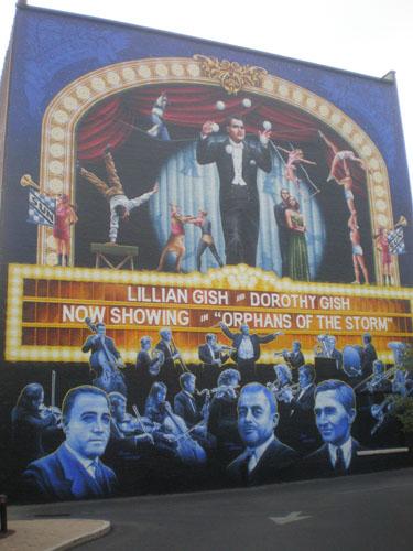 Regent Theatre Mural