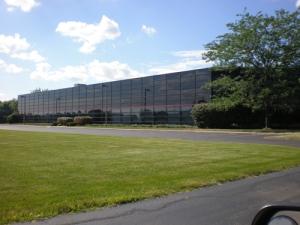 FH Bonn's facility